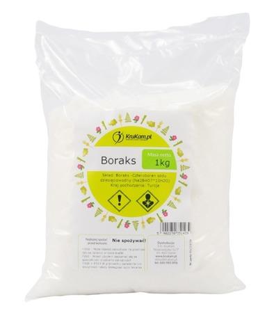 BORAKS 10H2O czteroboran 99,9% 1kg