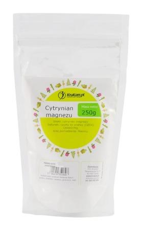 Cytrynian magnezu farmaceutyczny Chelat 250g