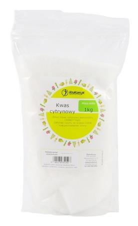Kwas cytrynowy 1 kg