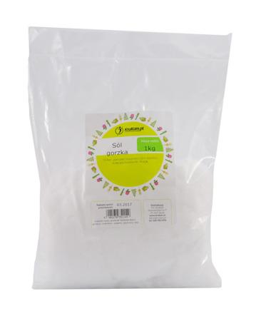 Sól gorzka Rzymska EPSOM 1kg