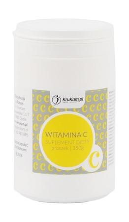 Witamina C kwas L-askorbinowy Wit. C CZDA 350g